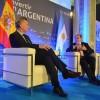 """Macri: """"La Argentina quiere desarrollarse y ser parte del mundo"""""""