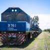 Se probaron dos nuevas locomotoras para la línea Belgrano Cargas