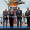 Inauguración en zona franca de Nueva Palmira por 150 millones de dólares confirma confianza de inversores en Uruguay
