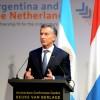 """""""No hay otro país con tantas potencialidades como la Argentina en este momento"""""""
