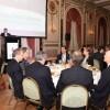 Cabrera se reunió con el gobernador de Florida Rick Scott, y con más de 100 ejecutivos de empresas americanas
