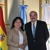 Reunión de los vicecancilleres de la Argentina y Bolivia // Comunicado Conjunto