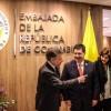 Presidente Santos inauguró Embajada de Colombia en Paraguay