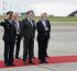 Presidente del Gobierno español, Mariano Rajoy, arribó a Uruguay para entrevistarse con Tabaré Vázquez