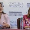 Malcorra lanzó hoy el encuentro del Foro Económico Mundial en Buenos Aires