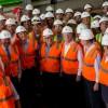 El Presidente recorrió la planta de Tenaris en Houston, Estados Unidos
