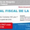 """Jornadas """"Tribunal Fiscal de la Nación"""" – Colegio Público de Abogados de la Capital Federal"""