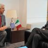Vázquez: Uruguay impulsará junto con Italia acuerdo Mercosur–Unión Europea e inversiones ferroviarias
