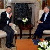 Macri recibió al empresario chino Jack Ma, fundador y presidente de Alibaba