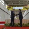 Los presidentes Macri y Cartes firmaron un acuerdo por Yacyretá