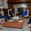 Macri recibió a la Presidenta del estado alemán de Renania-Palatinado