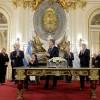 Macri tomó juramento al nuevo canciller