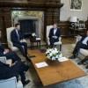 El Presidente recibió a James Taiclet, CEO de American Tower Corporation
