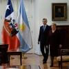 Macri y Bachelet ratificaron el compromiso de seguir trabajando juntos para fortalecer y ampliar la integración