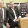 Passalacqua presidió la apertura de sobres de la licitación para la concesión del puerto de Posadas