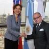 UNESCO: Faurie recibió a la candidata por Francia para la Dirección General del organismo