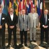 Schiaretti se reunió con autoridades del BID en Washington
