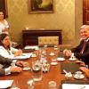"""Nin Novoa destacó en Madrid el """"alto compromiso político existente"""" para un acuerdo entre el Mercosur y la Unión Europea"""