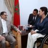 La Vicepresidente, en misión oficial en Marruecos y Egipto