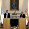Argentina y el Reino Unido acordaron profundizar su relación comercial