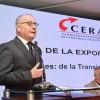 """Faurie en el Día de la Exportación: """"Un país cerrado sobre sí mismo no alcanzará nunca el desarrollo"""""""
