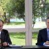 El Presidente recibió al titular del Banco Mundial