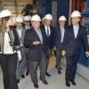 El Presidente encabezó la inauguración de una central termoeléctrica en Pilar