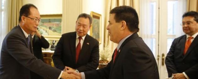 Empresarios de la República de China (Taiwán) visitan Paraguay a fin de aumentar exportación de carne