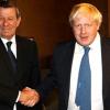 Uruguay: Nin Novoa repasó agenda bilateral con varios ministros del Reino Unido