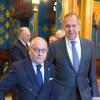 Faurie visita Rusia para avanzar en la agenda bilateral