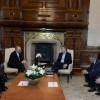 Directivos de General Motors informaron a Macri sobre la marcha de su plan de inversiones en el país