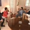 El gobernador Urtubey se reunió con la Embajadora de la Unión Europea en Argentina