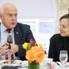 Lifschitz en EEUU: Se reunió en el Consejo de las Americas y con empresarios