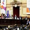 Faurie inauguró en el Congreso la Conferencia Parlamentaria sobre la OMC