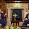 Macri recibió al presidente de la mayor compañía de seguros de Italia