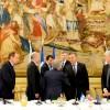 """Mauricio Macri: """"Agradezco al mundo por habernos recibido"""""""