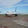El Aeropuerto de Sauce Viejo, recibió su primer vuelo luego de la remodelación
