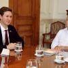 Lifschitz se reunió con el embajador de Canada