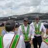 Corrientes: El gobernador Valdés visitó una planta de Toyota en Brasil