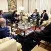 La minera francesa Eramet presentó al gobernador Urtubey avances del proyecto de litio en la Puna salteña