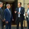 """Bordet: """"El dragado del río Uruguay permitirá obtener mayor volumen de operaciones portuarias"""""""