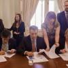 """Argentina y Noruega firmaron el """"Proyecto de Acuicultura Nacional"""""""