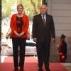Lifschitz recibió en Rosario a la presidente de la República de Croacia