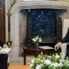 El Presidente recibió al vicepresidente de la compañía china CRCC