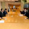 Reunión entre el Canciller Faurie y el Embajador de Bolivia