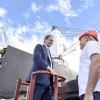 Bordet propone un sistema portuario integrado con Uruguay