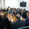 Encuentro en Brasilia para avanzar en el ingreso de langostinos