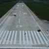 Finalizó la obra de reconstrucción de la pista principal de Ezeiza