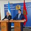 Faurie y su par de Marruecos acordaron intensificar la relación bilateral