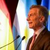 """Macri: """"Estamos poniendo todo de nuestra parte"""" para alcanzar un acuerdo UE-Mercosur"""